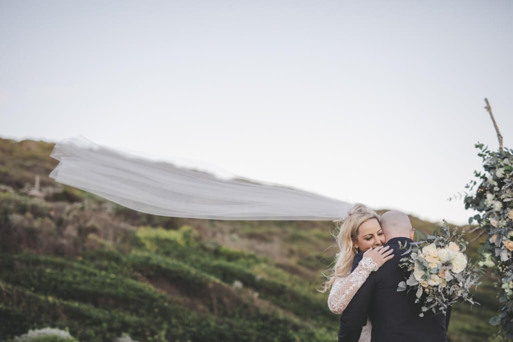 Julia + Mark // Sorrento Ocean Beach