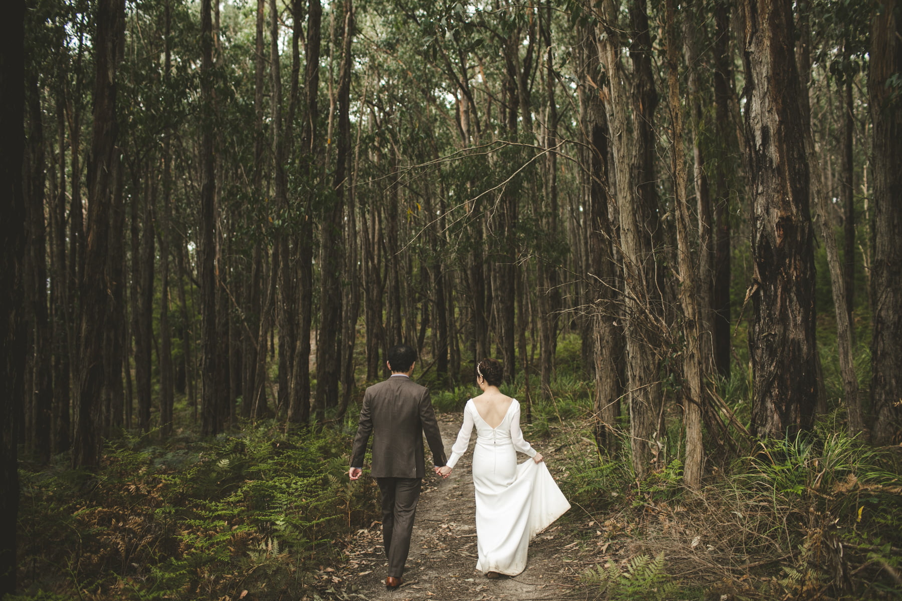 Vivian + Michael // Gum Gully Farm