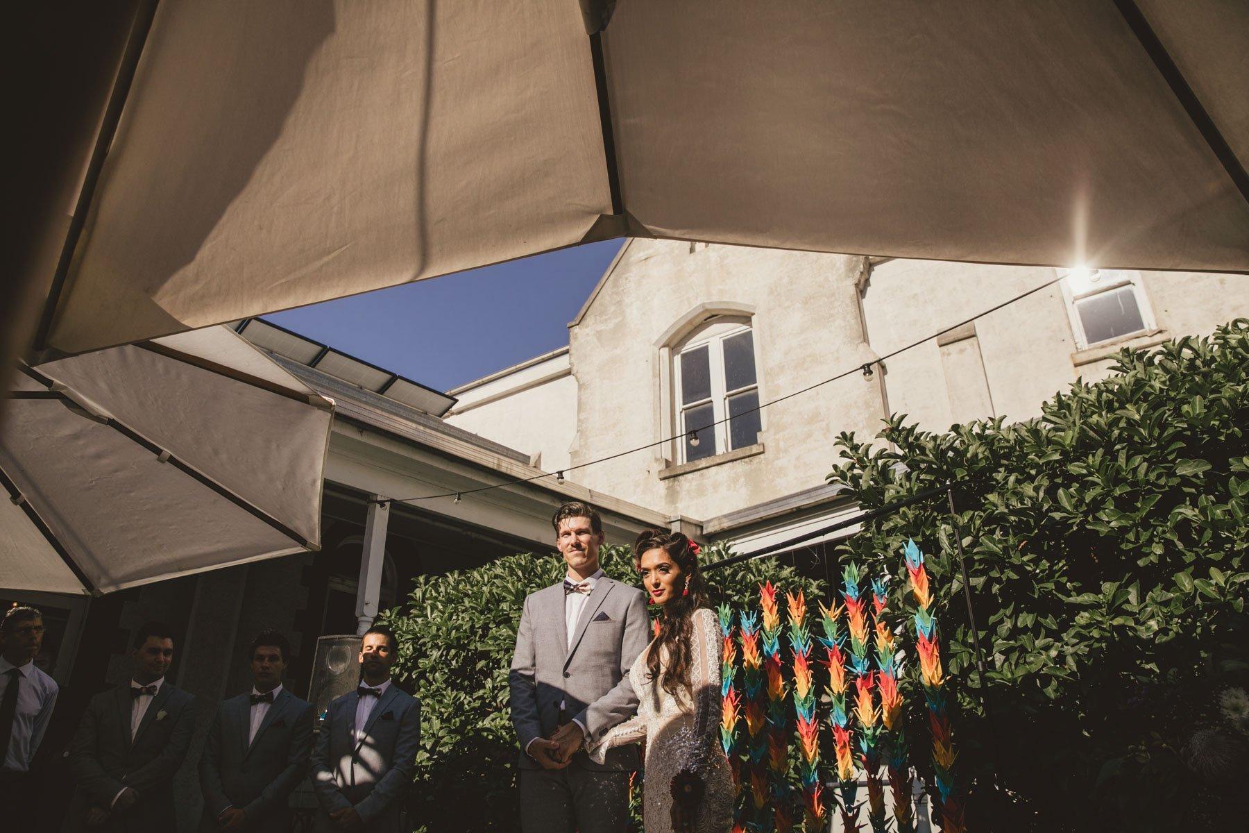 Samara + Adam // Abbotsford Convent