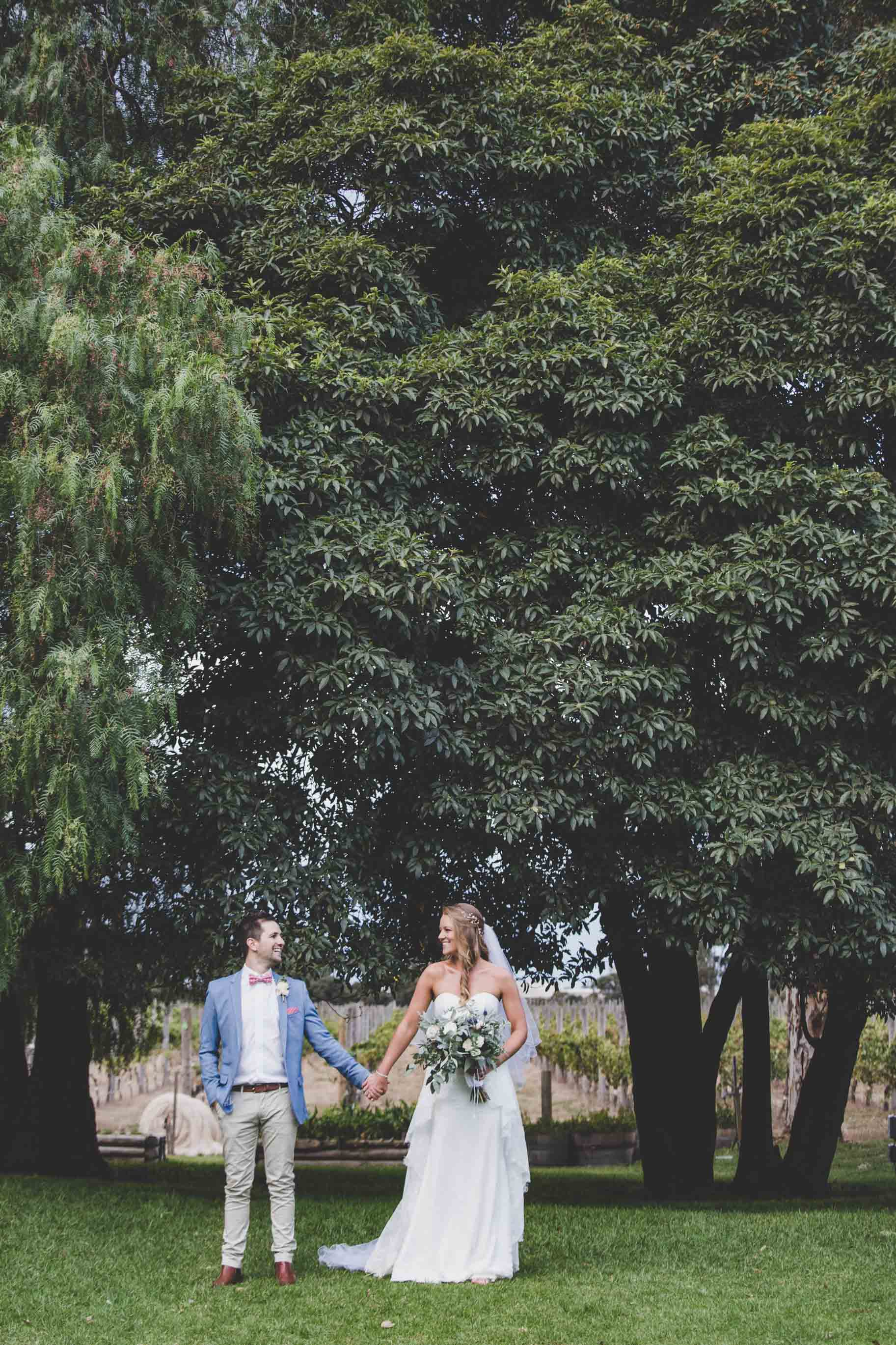 Bec + Adam // Shadowfax Winery