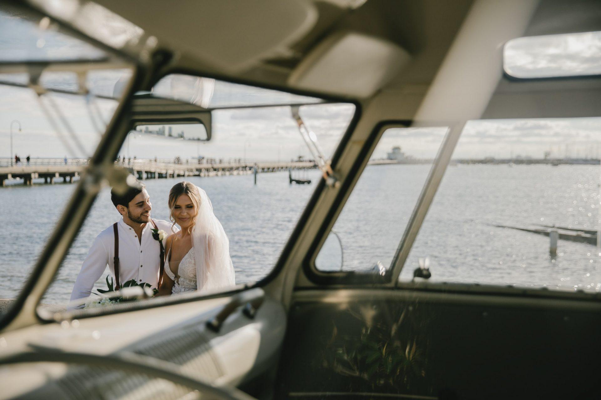 Jarrod + Daniel // Melbourne yacht squadron